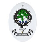 Badge - Kinninmont Ornament (Oval)