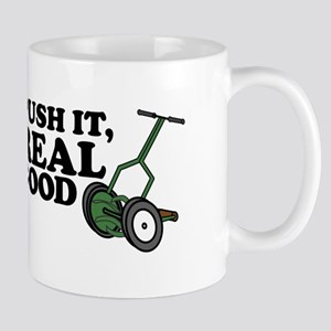 Push It Real Good Gold Mug