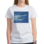 Leaping Dolphins Women's T-Shirt
