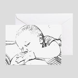 Just Nursing Blank Greeting Cards (6)