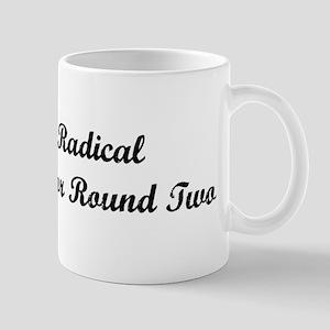 Old 60's Radical Mug