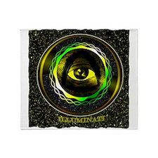 illuminati Throw Blanket