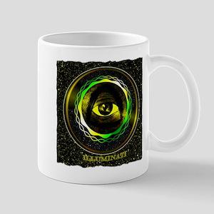 illuminati Small Mug