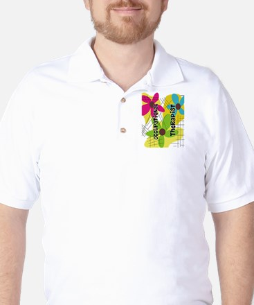 Occupational Therapy Golf Shirt