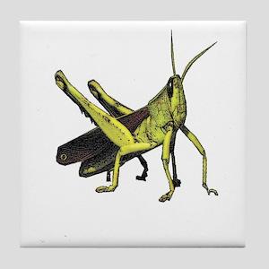 grasshopper Tile Coaster