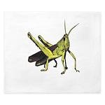 grasshopper King Duvet