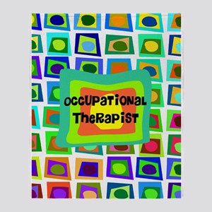 Occupational Therapy Throw Blanket