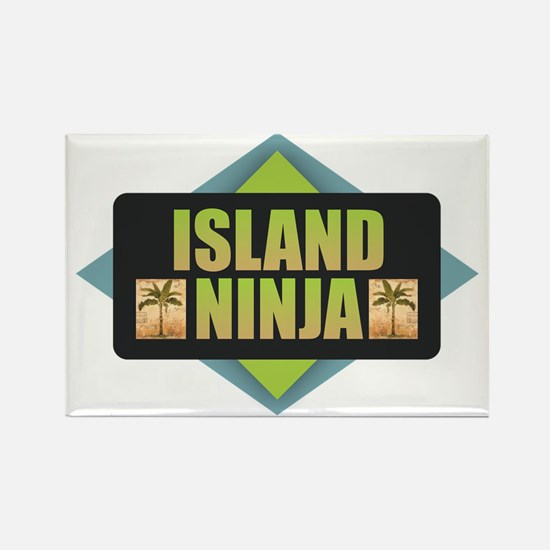 Island Ninja Magnets