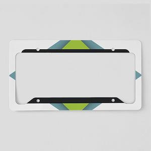 Island Ninja License Plate Holder