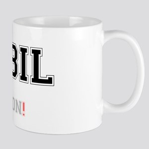 DEBIL - MORON! Small Mug