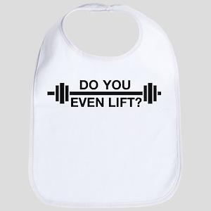 Bro, Do You Even Lift? Bib