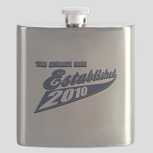 Established in 2010 Flask