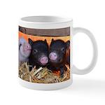 3 Little Pigs Small Mug