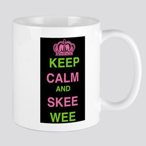 Keep Calm and Skee Wee Mug