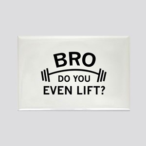 Do You Even Lift? Rectangle Magnet