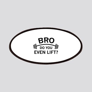 Do You Even Lift? Patches