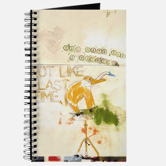 Funny Colorful elephant Journal