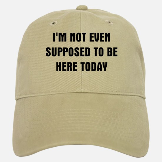 I'm Not Even Hat