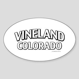 Vineland Colorado Sticker