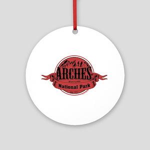 arches 2 Ornament (Round)