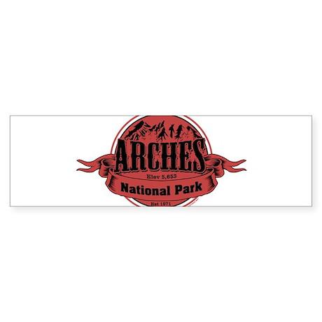 arches 2 Bumper Sticker