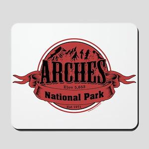 arches 2 Mousepad