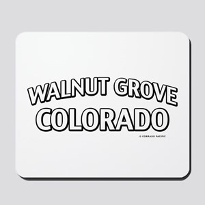 Walnut Grove Colorado Mousepad