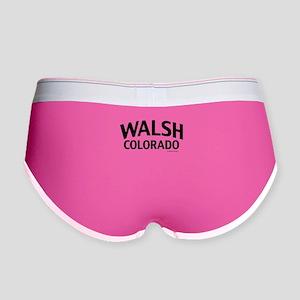 Walsh Colorado Women's Boy Brief