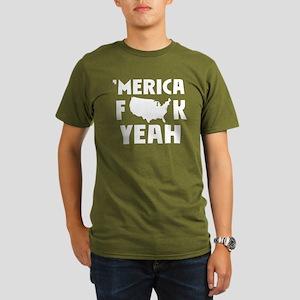 America Yeah! - White T-Shirt