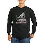 SFUMATO Books Long Sleeve Dark T-Shirt