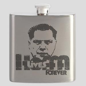 Hoffa Lives Forever Flask