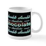 Celebrate Dark Chocolate Mug