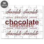 Celebrate Chocolate Puzzle