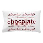 Celebrate Chocolate Pillow Case