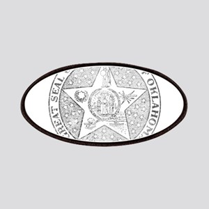 Vintage Oklahoma State Seal Patches