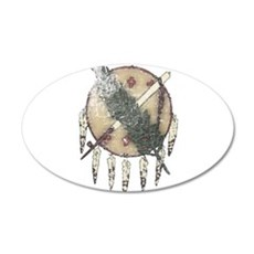 Faded Dreamcatcher Wall Decal