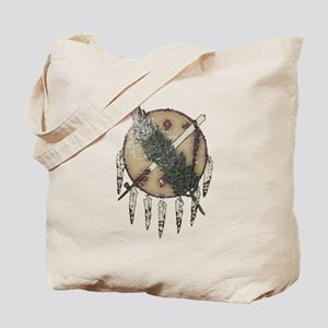 Faded Dreamcatcher Tote Bag