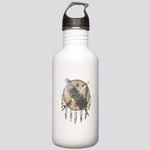 Faded Dreamcatcher Stainless Water Bottle 1.0L