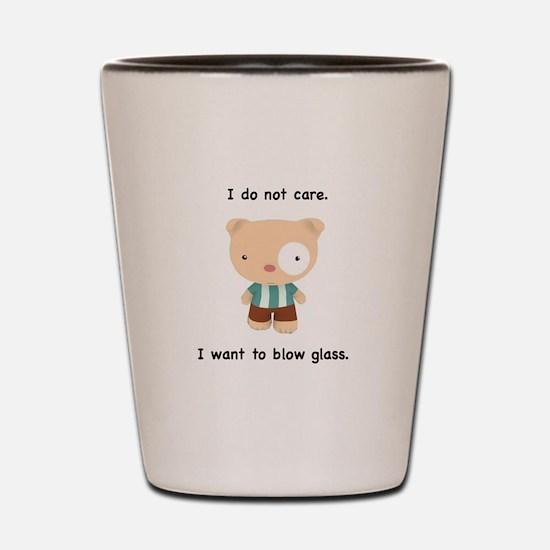 Cool Glass Shot Glass