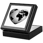 World Worth Wandering Keepsake Box