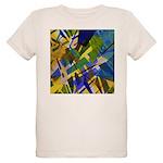 The City I Abstract Organic Kids T-Shirt