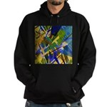 The City I Abstract Hoodie (dark)