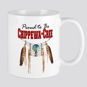 Proud to be Chippewa-Cree Mug