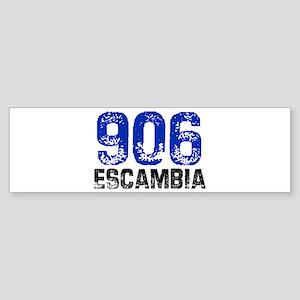 906 Bumper Sticker