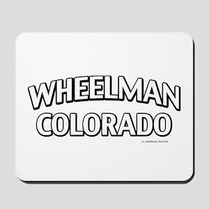 Wheelman Colorado Mousepad