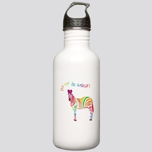 Never Be Ordinary Water Bottle