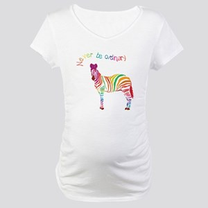 Never Be Ordinary Maternity T-Shirt