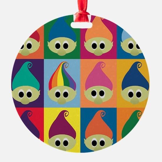 Troll Army, Rainbow Leader Ornament