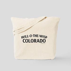 Will-O-The-Wisp Colorado Tote Bag