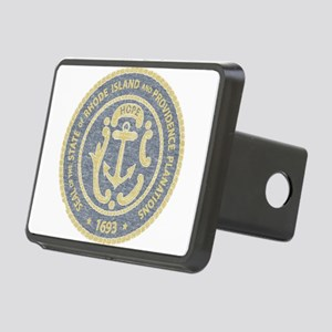 Vintage Rhode Island Seal Hitch Cover